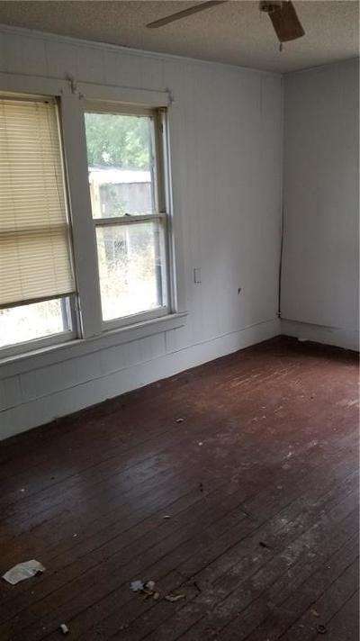 Stephenville TX Single Family Home For Sale: $14,900