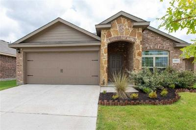 Forney Single Family Home For Sale: 2304 Tombstone Road