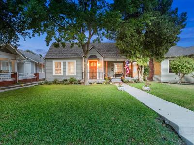 Dallas Single Family Home For Sale: 314 N Montclair Avenue