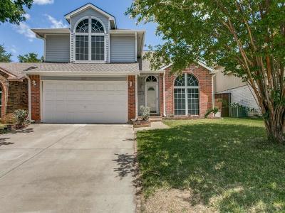 Grand Prairie Single Family Home For Sale: 4307 Metronome Drive