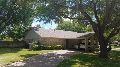 Kaufman Single Family Home Active Contingent: 129 Circle Drive