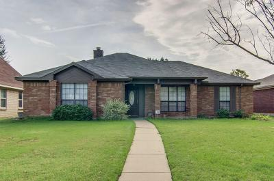Coppell Single Family Home Active Contingent: 316 N Moore Road