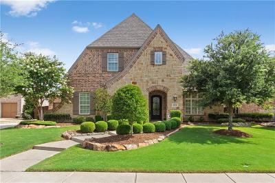 Allen Single Family Home Active Option Contract: 881 Cinnamon Court