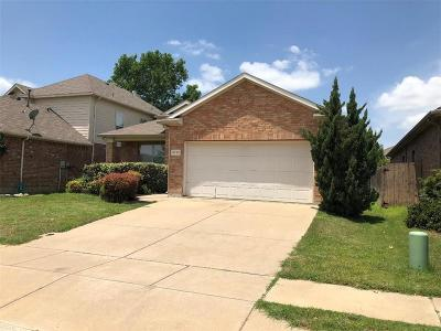 Fort Worth Residential Lease For Lease: 6133 Farrah Drive