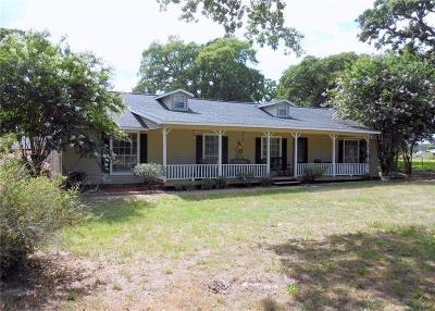 Athens Single Family Home For Sale: 10850 Brown Road