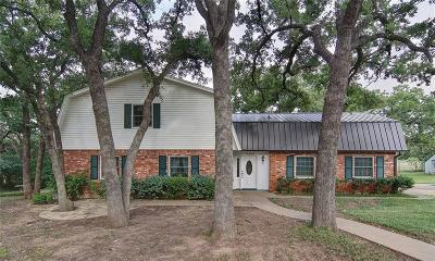 Mineral Wells Single Family Home For Sale: 3203 NW 4th Avenue