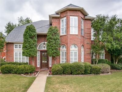 Coppell Single Family Home For Sale: 629 Autumnwood Lane