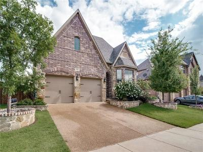 McKinney Single Family Home For Sale: 5521 Ridgepass Lane