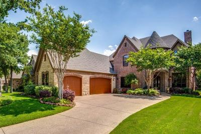Keller Single Family Home For Sale: 321 Parkview Lane