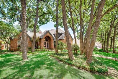 Grapevine Single Family Home Active Option Contract: 2902 Creekview Circle