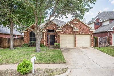 Flower Mound Single Family Home For Sale: 1704 Newton Drive