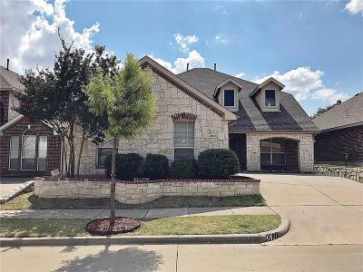 McKinney TX Single Family Home For Sale: $329,900