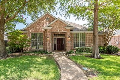 Single Family Home For Sale: 2820 Oakbriar Trail