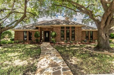 Carrollton Single Family Home For Sale: 1501 Sugar Creek Drive