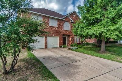 Corinth Single Family Home For Sale: 1804 Morning Glory Drive