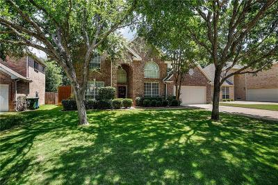 Flower Mound Single Family Home For Sale: 2324 Hickory Leaf Lane