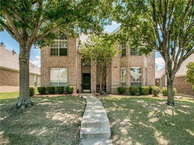 Frisco Single Family Home For Sale: 10523 Brandenberg Drive