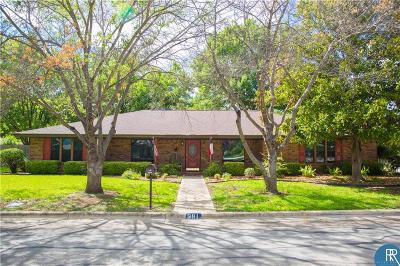 Brownwood Single Family Home For Sale: 801 Brook Hollow