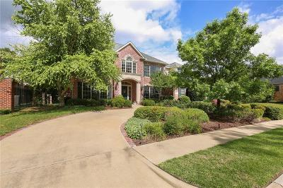 Coppell Single Family Home For Sale: 706 Stratford Lane