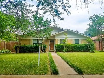 Garland Residential Lease For Lease: 2617 Saint George Drive