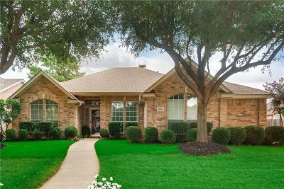 North Richland Hills Single Family Home Active Kick Out: 8516 Grand View Drive