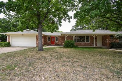 North Richland Hills Single Family Home For Sale: 5008 Eldorado Drive
