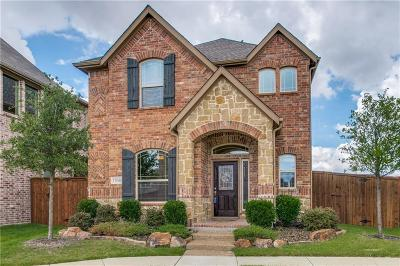 McKinney Single Family Home For Sale: 3704 Cliffstone Way
