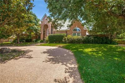 Colleyville Single Family Home For Sale: 2309 Danbury Drive