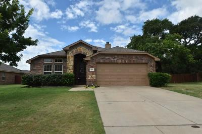 Stephenville TX Single Family Home For Sale: $215,000