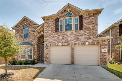 Little Elm Residential Lease For Lease: 13908 Blueberry Hill Drive