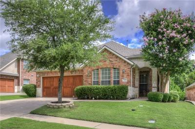 McKinney Single Family Home For Sale: 7000 Allegiance Drive