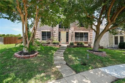 Lewisville Single Family Home For Sale: 1685 Sparrow Court
