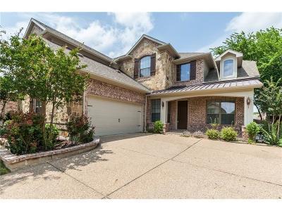 Allen TX Single Family Home For Sale: $462,000