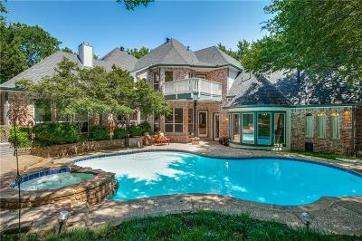 McKinney Single Family Home For Sale: 2201 Amherst Circle