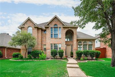 Plano Single Family Home For Sale: 3800 Stoneway Drive