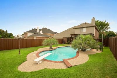 Plano Single Family Home For Sale: 7920 Constitution Drive