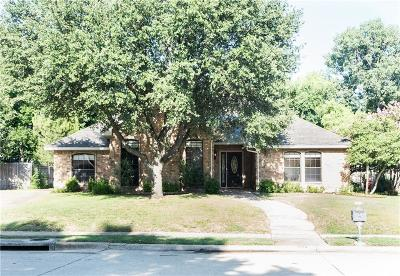 McKinney Single Family Home For Sale: 1928 Meandering Way