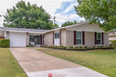 Carrollton  Residential Lease For Lease: 2414 Briarwood Lane
