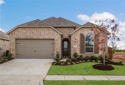 Aubrey Single Family Home For Sale: 1520 Eclipse