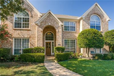 Flower Mound Single Family Home For Sale: 3709 Ashby Drive