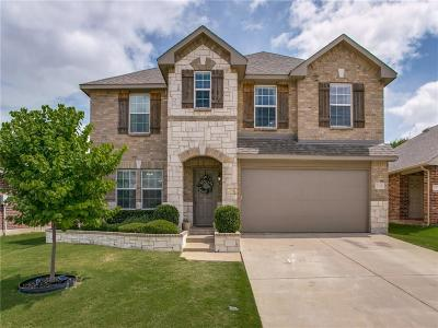 Fort Worth Single Family Home For Sale: 2344 Clairborne Drive