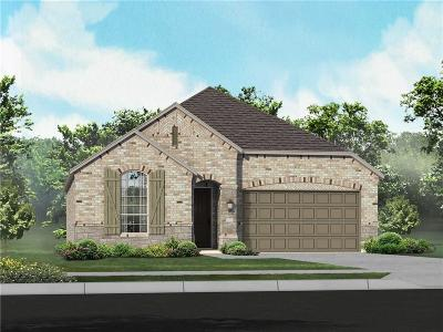 Aubrey Single Family Home For Sale: 1433 Eclipse