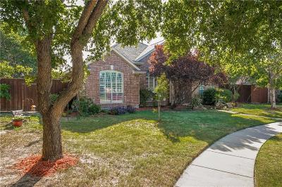 Coppell Single Family Home For Sale: 736 Cresthaven Road