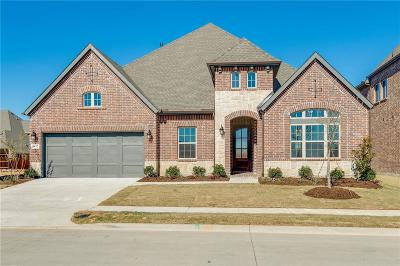 Celina Single Family Home For Sale: 1632 Red Rose Trail