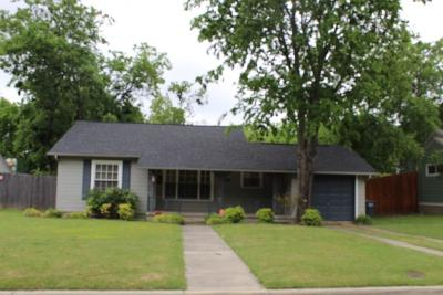 Fort Worth Residential Lease For Lease: 6459 Greenway Road