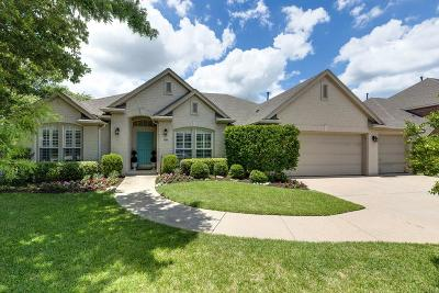 Grapevine Single Family Home For Sale: 2705 Cliffwood Drive
