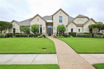 Colleyville Single Family Home For Sale: 5613 Texas Trail