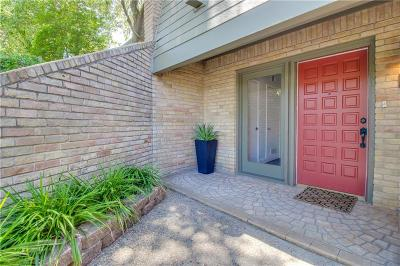 Dallas Single Family Home For Sale: 8331 Northmeadow Circle