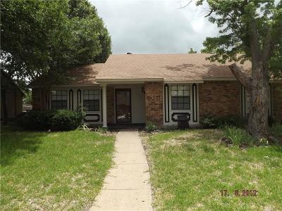 Allen Single Family Home For Sale: 1312 Woodland Court