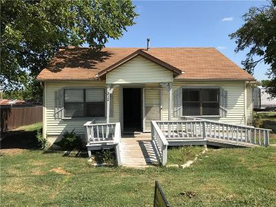 Princeton TX Single Family Home For Sale: $105,000